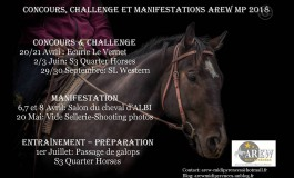 L'AREW Midi Pyrénées multiplie les rendez-vous en 2018, avis aux régionaux !