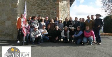 AREW Midi Pyrénées : de beaux projets en perspective pour 2017…