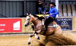 Reining - Grand Prix de Paris
