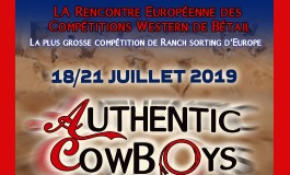 Authentic Cowboys 2019, vite on s'organise…