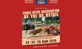Tri de bétail : save the date !