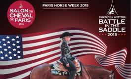 Masters Western All Breed du Salon du Cheval de Paris, c'est parti !