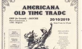 Sur la piste de l'Amérique old time… en passant par la Belgique