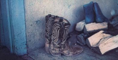 « Western Colors » ou l'œil de Bernard Plossu