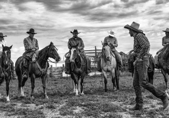Offrez-vous des images du far-west authentique