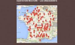 « Où apprendre et pratiquer l'équitation western ? » Appel aux enseignants…