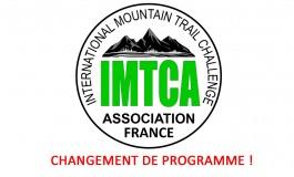 Mountain Trail Officiel : Changement de programme à Thouron !