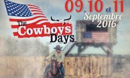 Tous aux Cowboys Days en Belgique