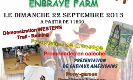 Enbraye Farm fait la Fête du Cheval