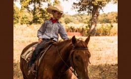 Dans les départements confinés, on garde le contact avec son cheval…