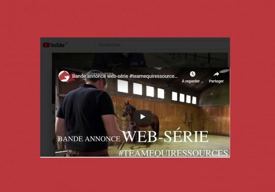 La chaîne Youtube qui vous parle des métiers du cheval