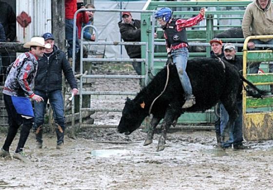 Gendron (Belgique) - au Dave City Ranch, western plaisir, les photos…
