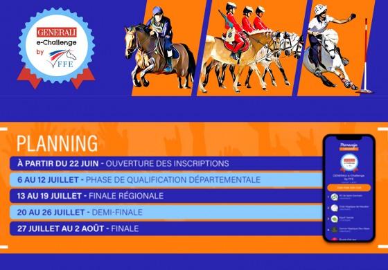 Le Generali Open de France 2020 en mode digital