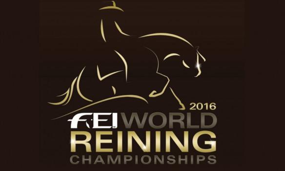 Championnat d'Europe de reining FEI - Bravo les jeunes Français