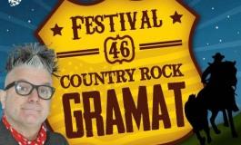 Country et rock à Gramat du 9 au 11 août 2013