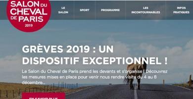 Bon à savoir : parking gratuit au Salon du Cheval de Paris