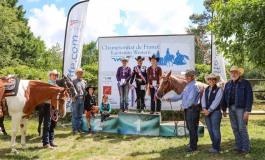 17 titres disputés au championnat de France d'EW au Village Western (33)...