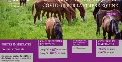 Le coût du Covid-19 pour la filière cheval