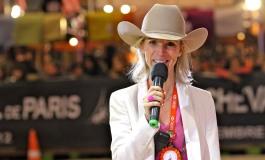 Jessica Gordon prend la tête du Salon du Cheval de Paris