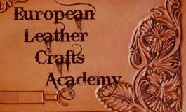 Yves Lesire vous transmet son expertise du repoussage du cuir, prenez date !