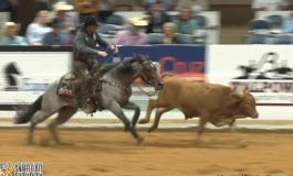 Reined Cow Horse : l'année Jake Gorrell, voir la vidéo