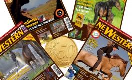 50 cents par semaine = un an d'abonnement à Newestern et la continuité de Newestern.fr