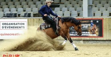 Le Pin (77) – Paris Reining Classic Spring Edition – Parc Equestre Francilien – 13 au 16 mai 2016