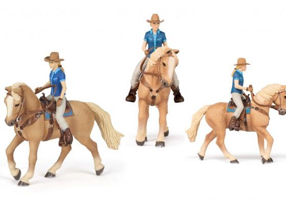 Tous les chemins mènent à l'équitation western !