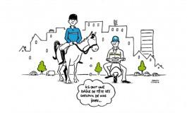 L'Ouest parisien à cheval sur la propreté !