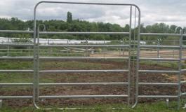 Les portes prennent le large chez K&K Horse Fence !