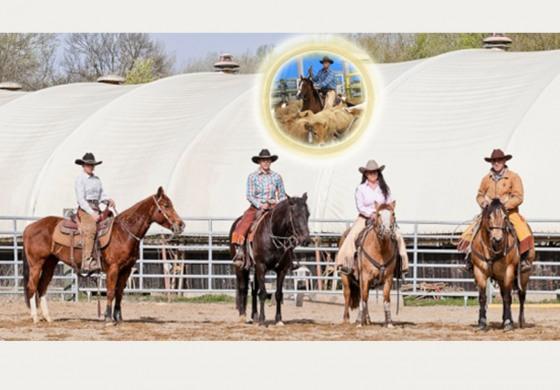 Eté actif au Holy'Day Ranch
