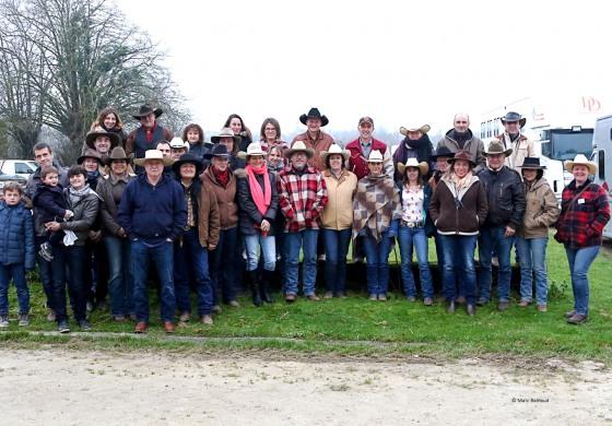 La Ranch Horse Association garde le cap avec un bureau renouvelé
