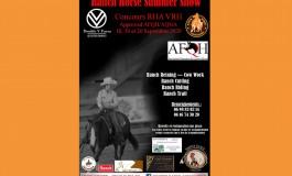 Versatile Ranch Horse à l'agenda