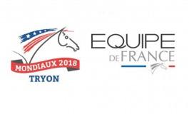 JEM à Tryon (USA) : voici l'équipe de France de reining…