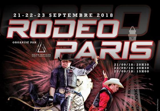 Rodéo à Paris