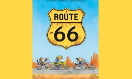 Quand une BD prend le large via la Route 66…