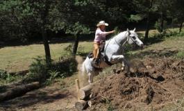 Extreme Trail Ranch chez Betty Jean en Corrèze les 5 et 6 août 2016