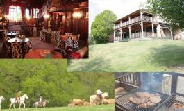 Affaire rare : guest-ranch à reprendre !
