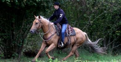 Et le gagnant de l'Extreme Cowboy Race EXCA à Mansigné (72) est... Tanguy Gauron, les photos sont là !