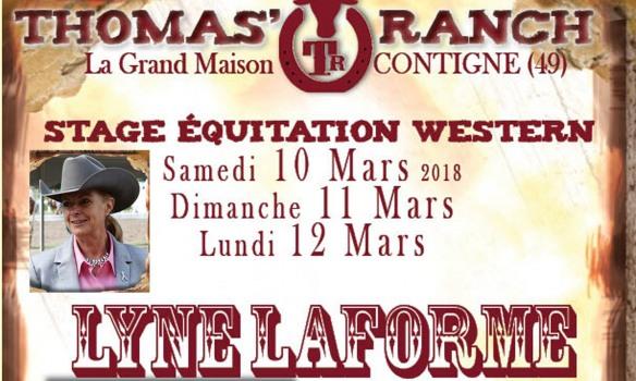 Lyne Laforme annoncée dans l'ouest !