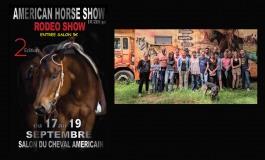 Les chevaux américains sont à la fête à Uzès (30)