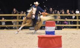 Grand succès pour le Western au Wallonie Equestre Event à Marche-en-Famenne (Belgique)