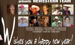 Happy New Year à tous et vive le Western en 2014