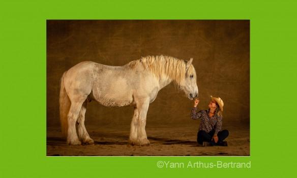 A La Cense les 19 et 20 juin 2021 : photos, humains et chevaux…