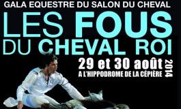 A Toulouse, Cheval Roi gagné par le rodéo