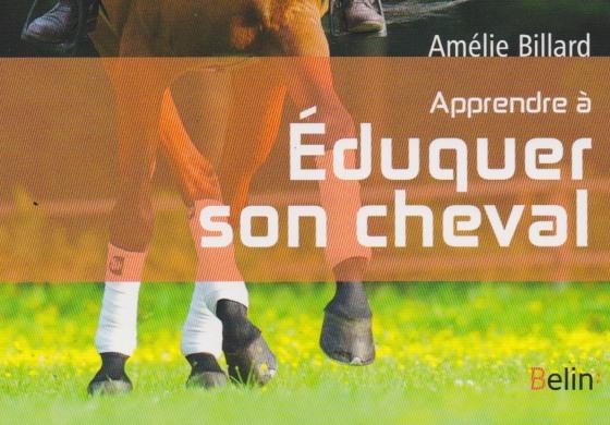S'éduquer au cheval avant d'éduquer son cheval, une bonne méthode…