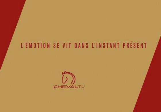 Et voici l'image de Cheval TV en attendant les images…